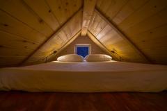 Monarch Tiny House loft