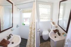 The 2 x 4 salle de bains