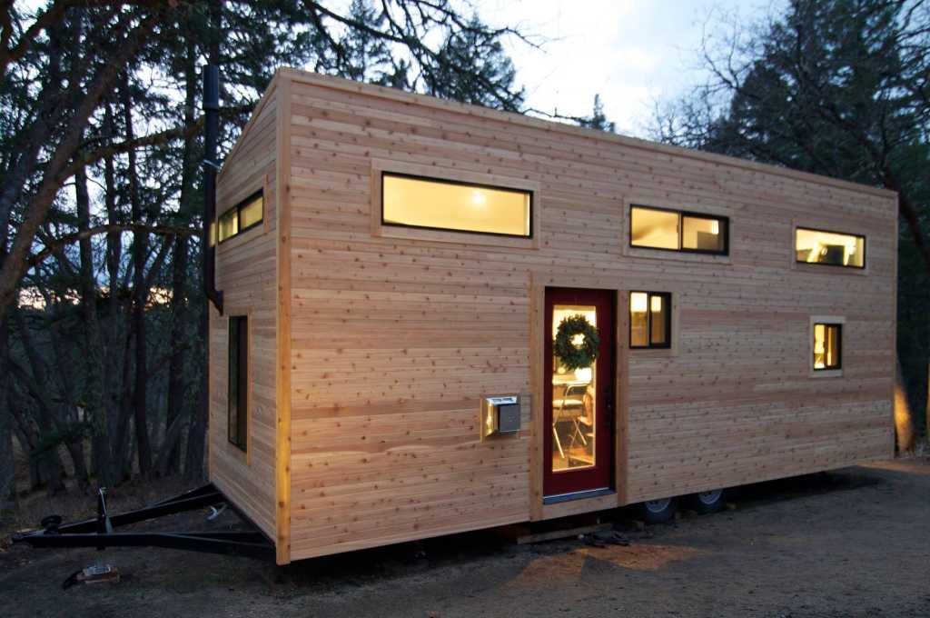 Andrew And Gabriella Tiny House
