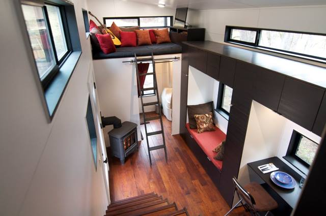 Andrew And Gabriella Tiny House 2 THF