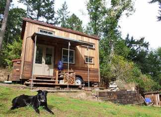 Colin's Coastal Cabin