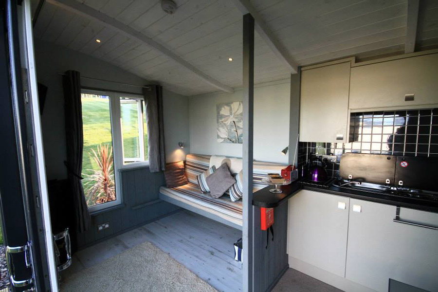Grand Shepherd Hut 5 THF