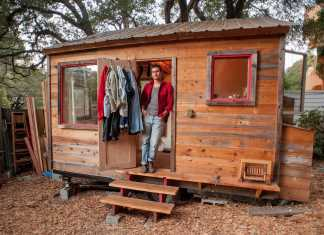 Matthew Wolpe Tiny House