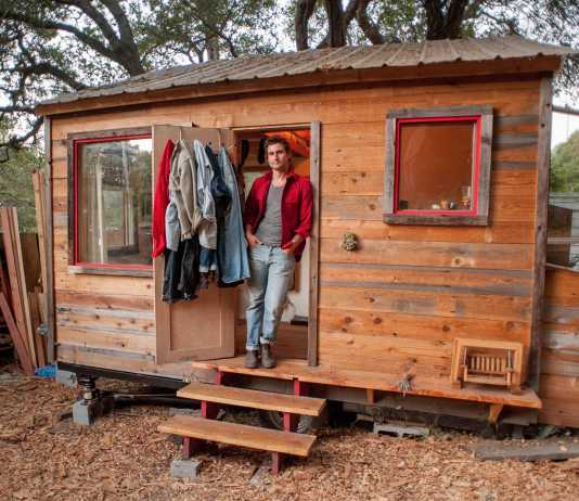 Matthew Wolpe Tiny House