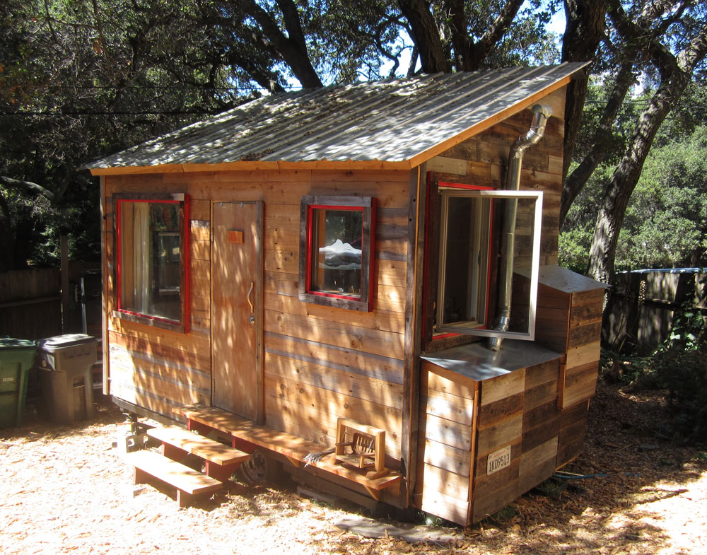 Matthew Wolpe Tiny House 2 THF