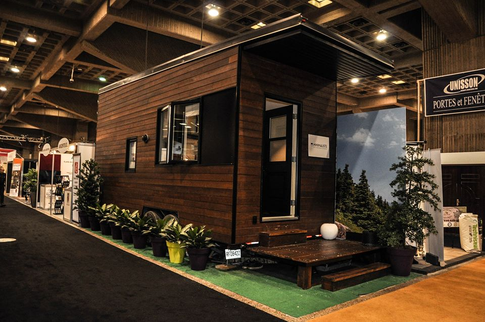 minimaliste inc tiny house france. Black Bedroom Furniture Sets. Home Design Ideas