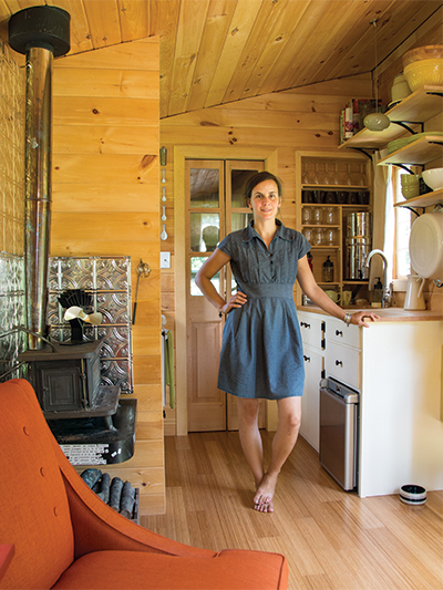 Rowan Kunz Tiny House