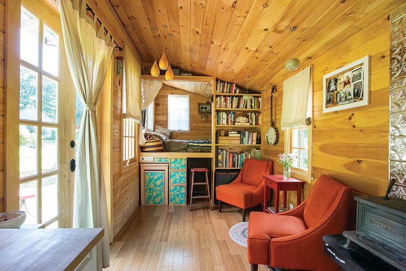 Rowan Kunz Tiny House