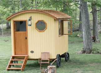 Rustique Tiny House par Güte