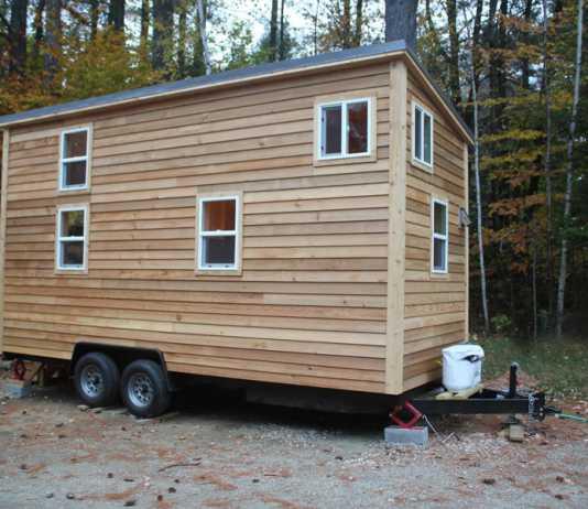 Sherwood Tiny Home
