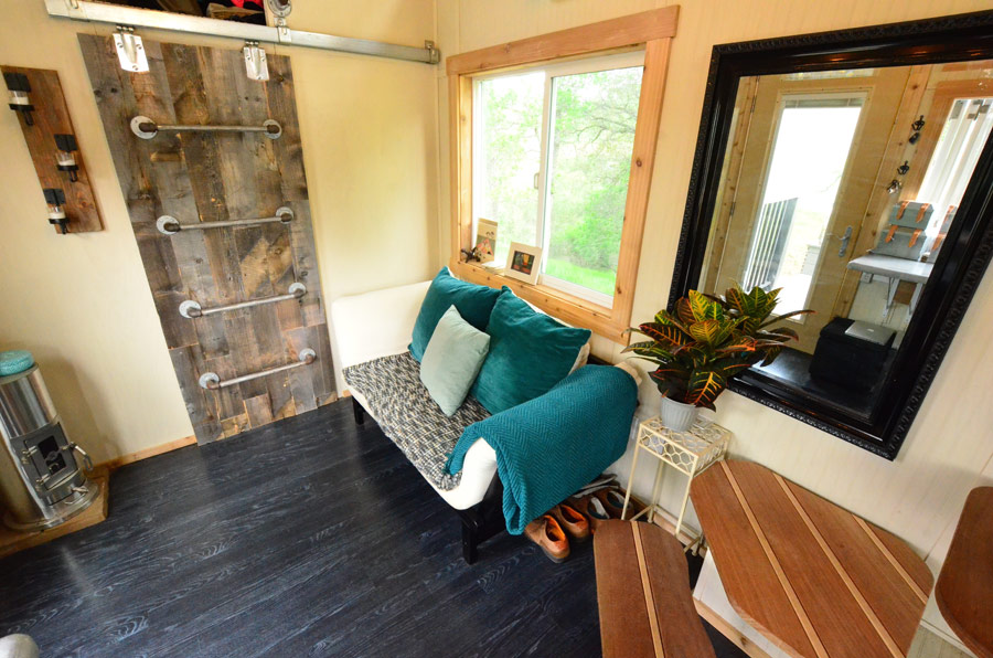 Tiny House Basic 15 THF