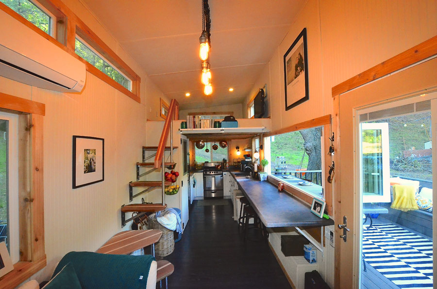 Tiny House Basic 7 THF