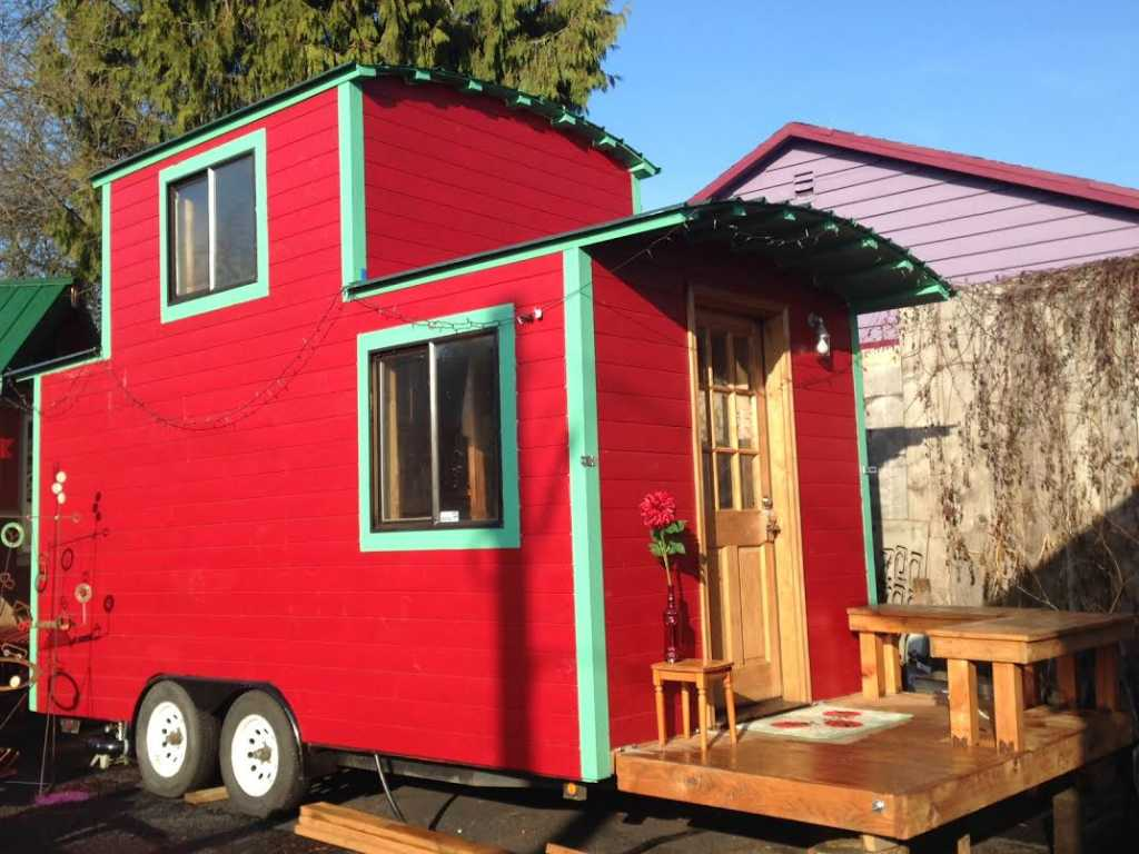 Tiny House Hotel 6 THF
