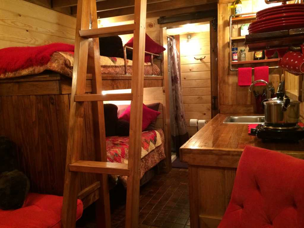 Tiny House Hotel 7 THF