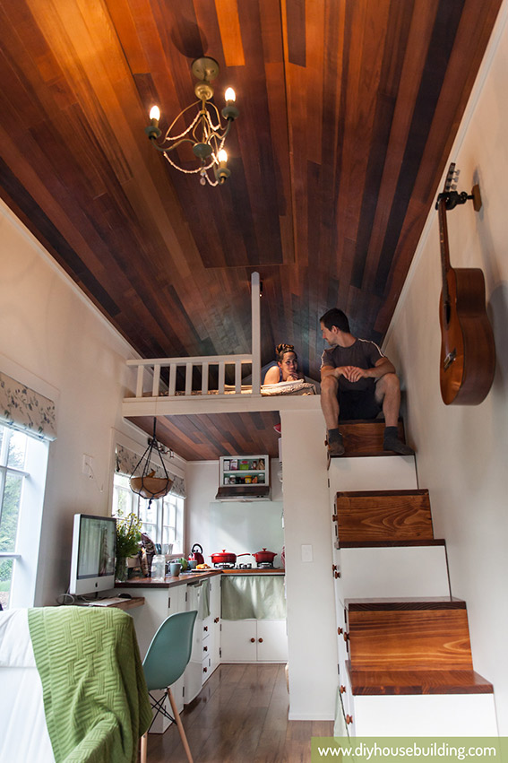 Tiny House par DIY House Building