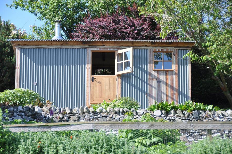 Upland Shepherd Huts 1 THF