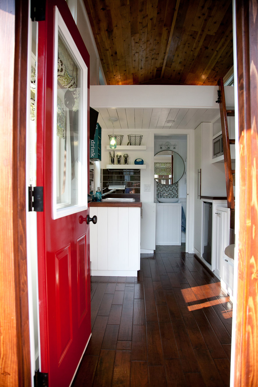 High Plains Tiny House