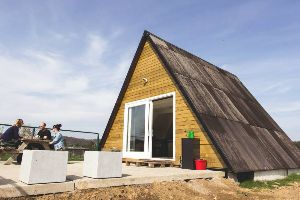 Le Tipi Tiny House France