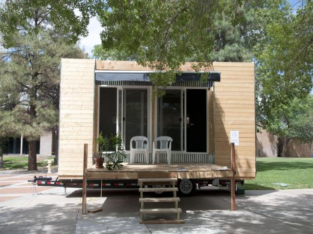 moderne tiny house