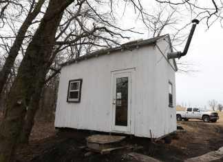 Tiny house pour $489