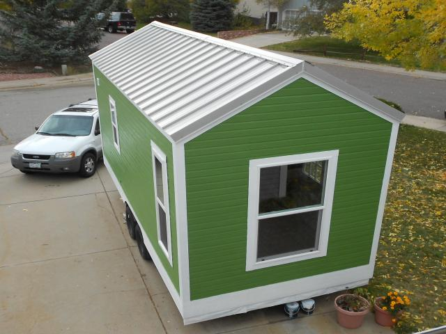 Green Tiny House