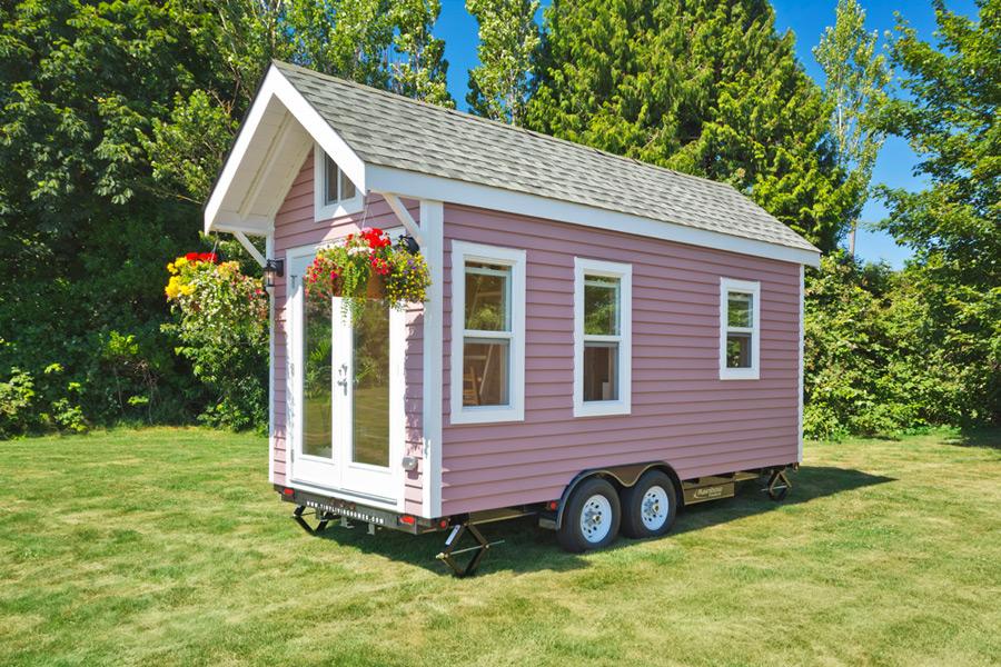Tiny Pink House
