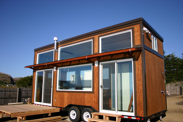 Surfer Tiny House