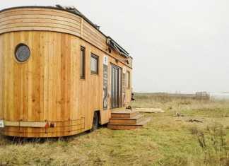 Wohnwagon tiny house