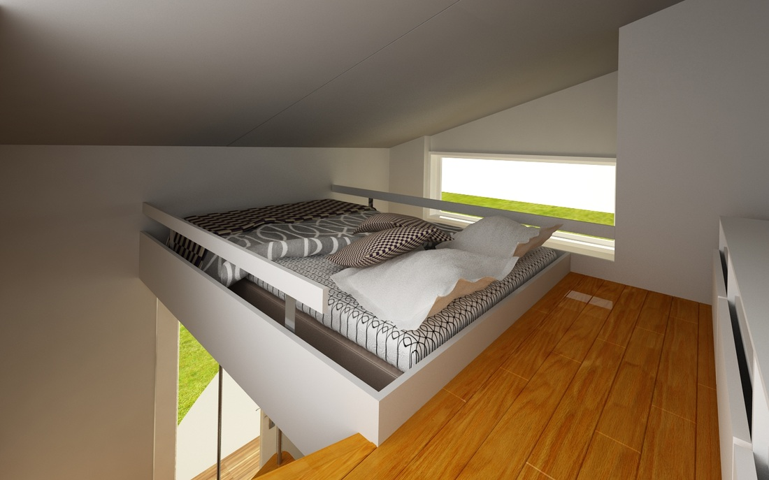 Nomad Micro Homes 5 THF