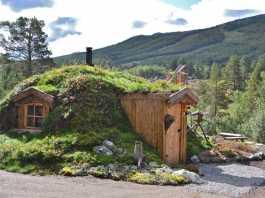 Tiny House Hobbit