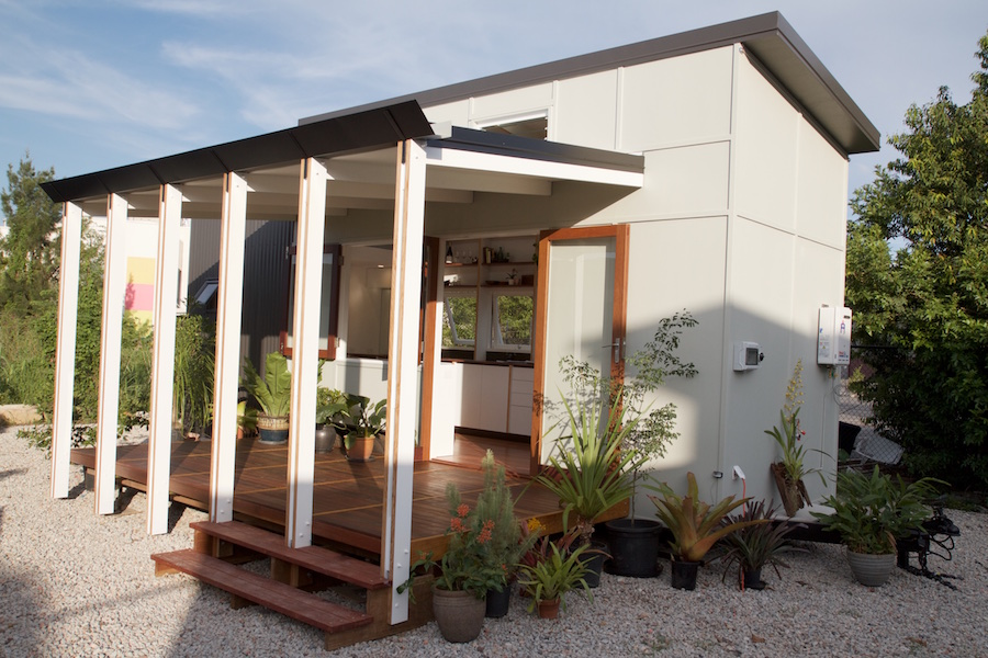 Tiny house brisbane tiny house france for Home designs brisbane