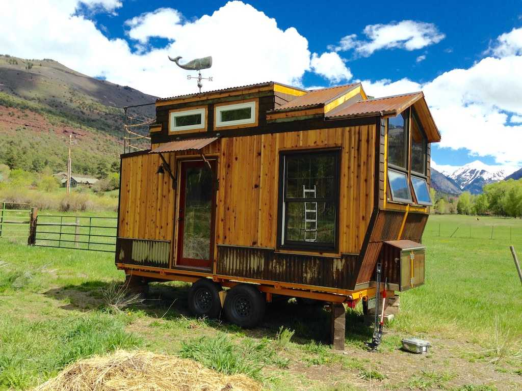Ridgway tiny house tiny house france for Ome images