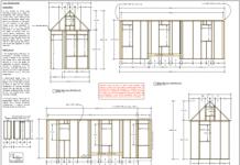 Plan Tiny House Bohemian