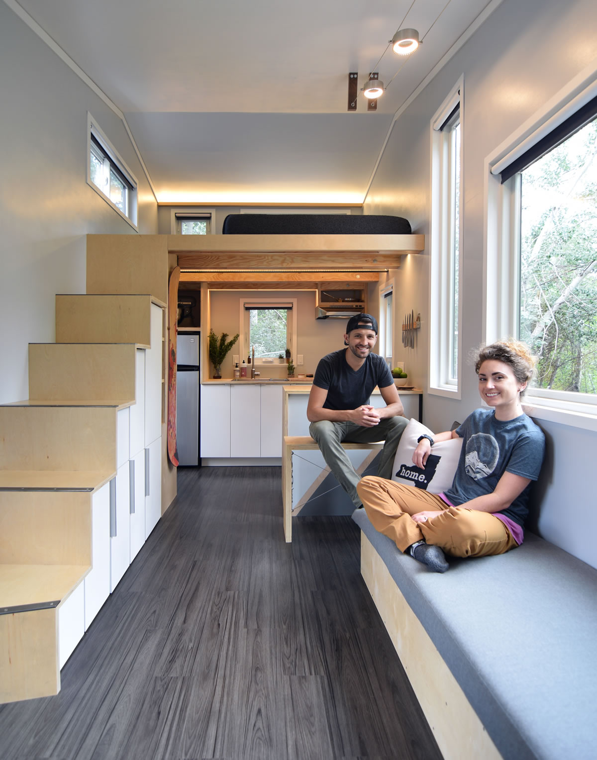 Tiny House de Samantha et Robert