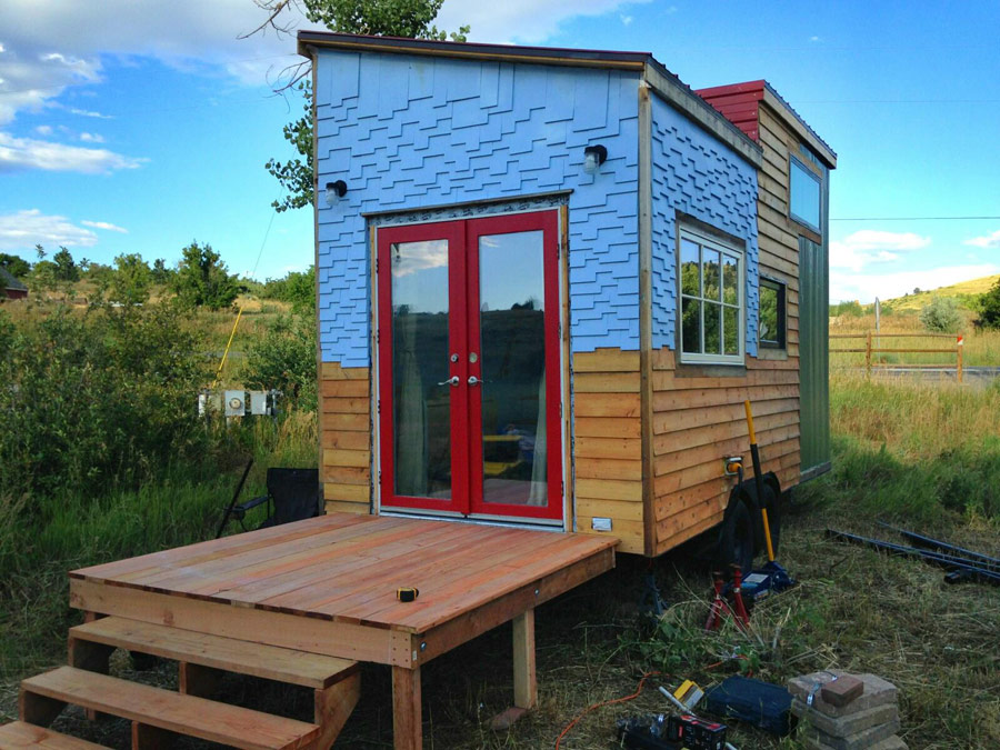 Tiny House Kinsley