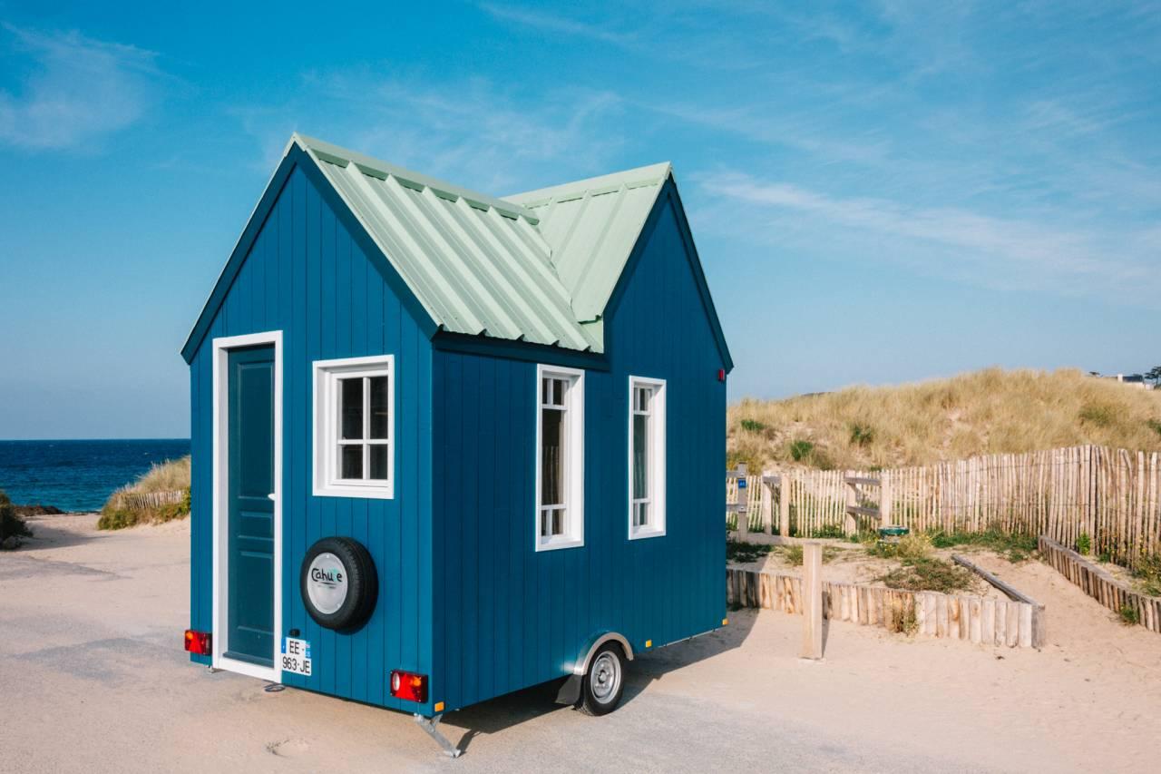 tiny house cahute