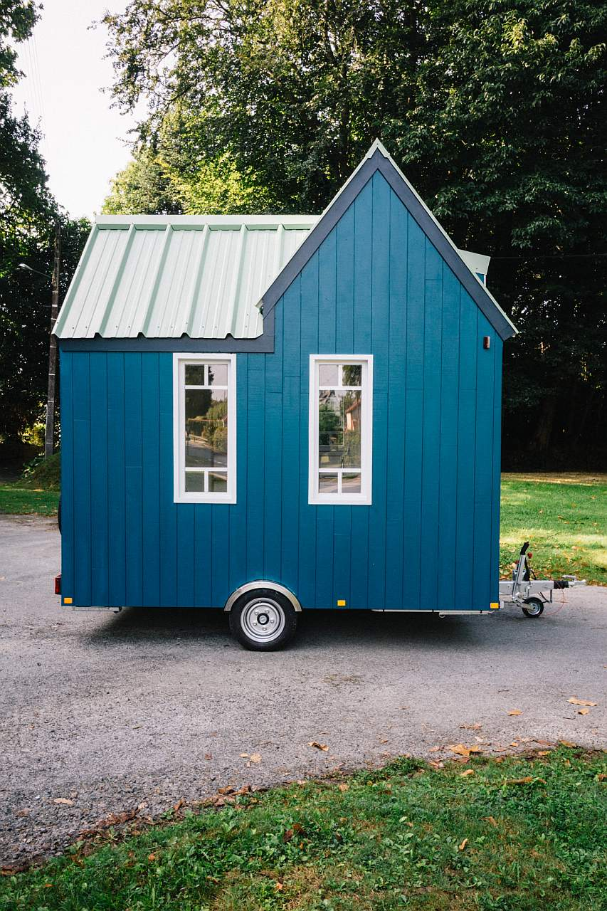 Tiny House Cahute