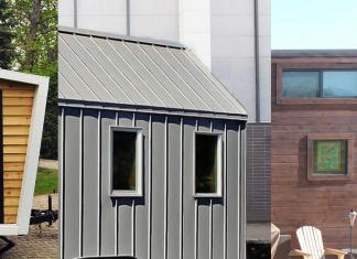 Différents styles de toitures - Tiny houses mobiles