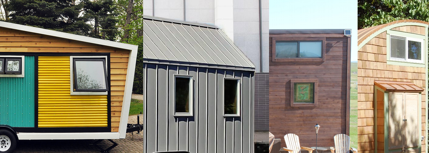 diff rents types de toitures tiny houses mobiles tiny house france. Black Bedroom Furniture Sets. Home Design Ideas