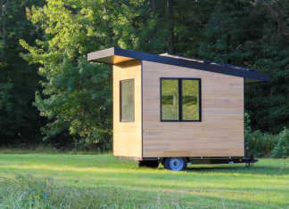 MinimWork tiny house