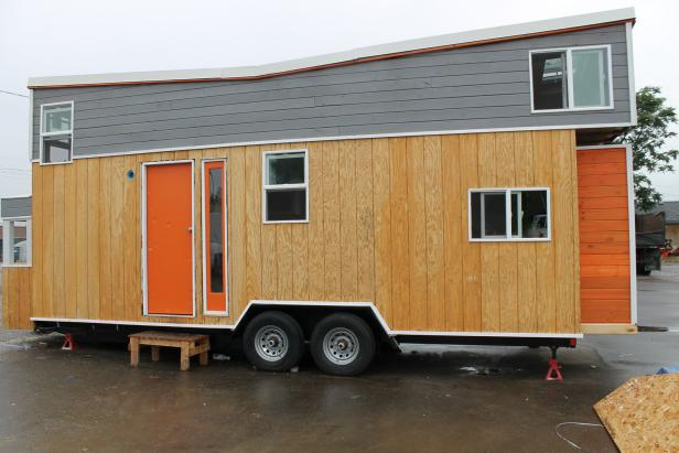 dDifférents types de toitures tiny house