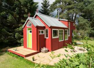 NestHouse tiny house