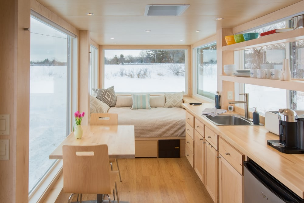 vista tiny house