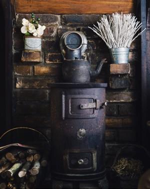Se chauffer au bois dans une Tiny House