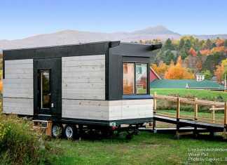 Wheel Pad tiny house