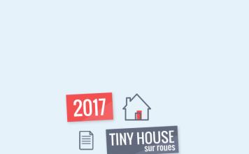2017 tiny house sur roues