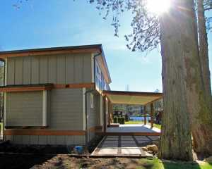Bellevue tiny house