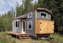 Ana White tiny house