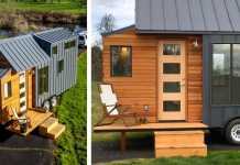 Kootenay tiny house