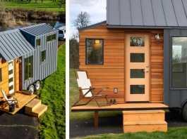 Kootenay tiny house